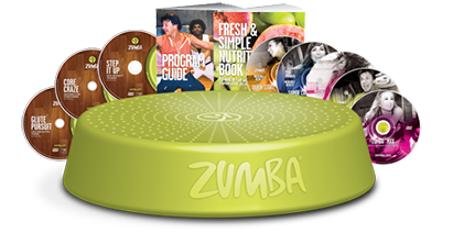 Zumba Incredible Results System Rizer Step Base Only Workout Exercise Tone