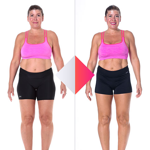 Sarina Mirsky Before and After